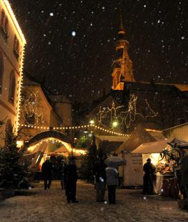 © St. Wendeler Weihnachtsmarkt