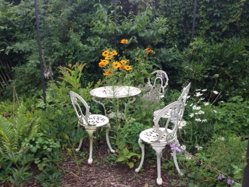 Gartenstuehle
